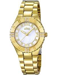 Amazon.es  relojes lotus dorados  Relojes 0df721de29bd