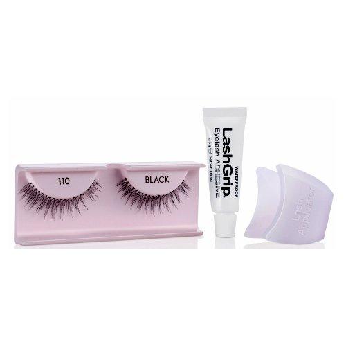(6 Pack) ARDELL Fashion Natural Lashes Starter Kit - AR240454
