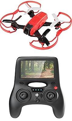 DroneArt RC EYE Xtreme V2 Race Copter RtF FPV Race, Kameraflug by RC Logger