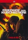 Friedhof der Kuscheltiere 2 [VHS]