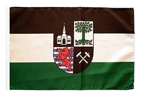 Flagge / Fahne Stadt Gelsenkirchen + gratis Sticker, Flaggenfritze®