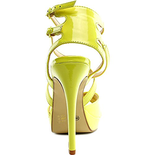 Chinese Laundry Highlight Femmes Synthétique Sandales Citron