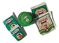 Popular Appalam Al Variety Combo Papad - 9 Different Variety, 1620gms
