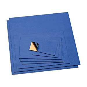 Plaque époxy (L x l x h) 100 x 75 x 1.5 mm Epoxy / simple face / 1 x 35 µm Cu Bungard