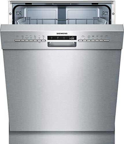 Siemens iQ300 SN436S04AE Unterbaugeschirrspüler / A++ / 258 kWh/Jahr / 2660 l/Jahr / 6 Programme / 3 Sonderfunktionen / grau