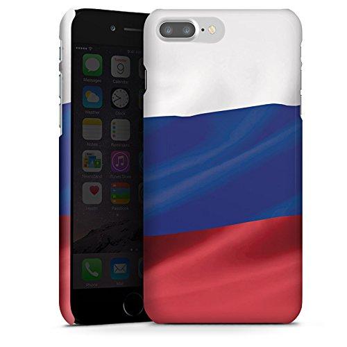 Apple iPhone 6s Hülle Premium Case Cover Russland Flagge Russia Premium Case glänzend