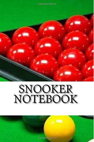 Snooker Notebook di mr. nick walsh