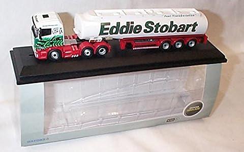 oxford eddie stobart tanker 1.76 scale diecast model