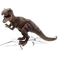 Rolytoy VraiJouet Dinosaurios Tiranosaurio Rex Tyrannosaurus,Modelo de Juguete a Niño Adulto Coleccionista para Regalar Adornar por Fiesta y Cumpleaños