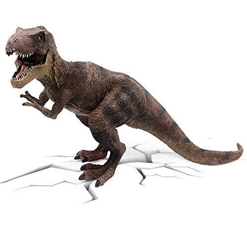 Rolytoy VraiJouet Dinosaurier Spielzeug Tyrannosaurus Rex, Modell Spielzeug für Erwachsene Kinder Sammler zum Geschenk Schmücken Pädagogisches Spielzeug