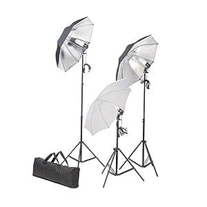 Kit studio 3 lampes daylight & accessoires
