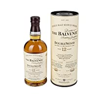 Balvenie Doublewood 12 year old Single Malt Scotch Whisky 20cl Bottle from Balvenie