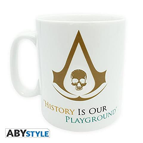 Mug ASSASSIN'S CREED 4 History 460 ML
