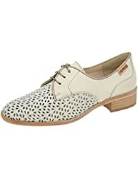 Pikolinos877-9527a Nata-onyx - zapatos con cordones Mujer