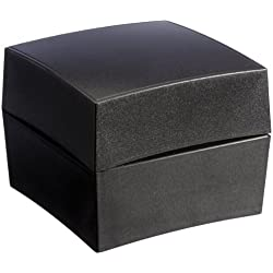 MTS Wristwatch Box Plastic Black 175006