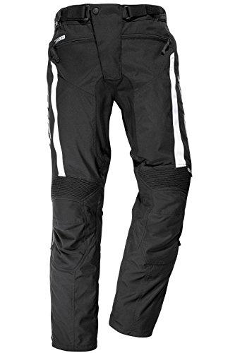 DIFI TITAN AEROTEX® Motorradhose Color schwarz/weiß, Size XXL