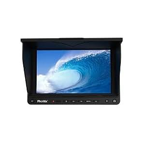 'Phottix Hector 7HD–Télécommande à Distance pour appareil photo reflex numérique, écran LCD HD de 7)