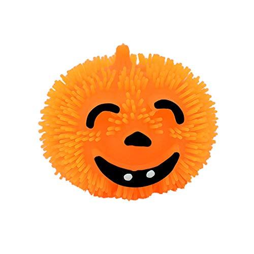 DeHolifer Halloween Kürbis Lichter Emoticon Party Lichter dekorative - Magic Assistent Kostüm