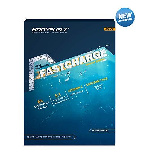 BodyFuelz Fast Charge - 1 Kg (Orange)