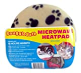 Snuggle Safe Mikrowelle Hitze Pad Hund ca. 22,9cm Durchmesser