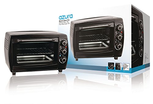 AzurA Toaster oven 18 l 1200W temperature control (NW)