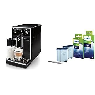 Saeco-PicoBaristo-HD892501-Kaffeevollautomat-220-W-integriertes-Milchsystem-schwarz