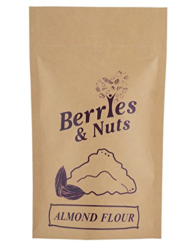 Berries And Nuts Skinned Almond Flour (Badam Powder)