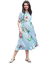 2316423505 MOMZJOY Maternity Dresses Online: Buy MOMZJOY Maternity Dresses at ...