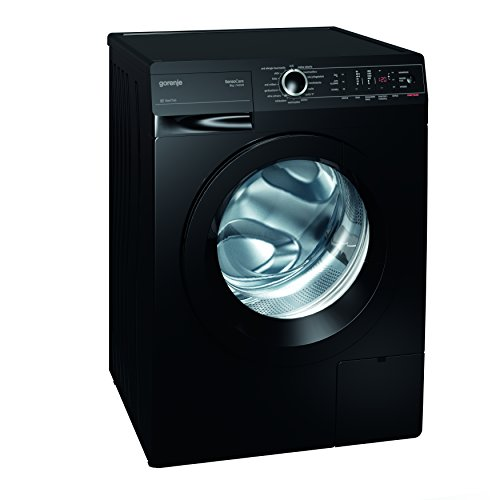 Gorenje W 8543 TB Waschmaschine FL/ A+++ / 8 kg / 1400 UpM / schwarz / Totaler AquaStop /...