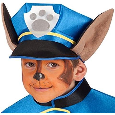 carnival toys 06132 elmo tessuto paw patrol poliziotto chase