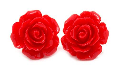 bluebubble-anglais-rose-22-mm-ruby-rouge-sculpte-rose-boucles-doreilles-clous-avec-coffret-cadeau
