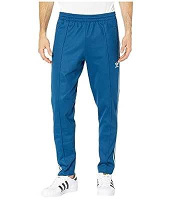 adidas originals blue franz beckenbauer track pants
