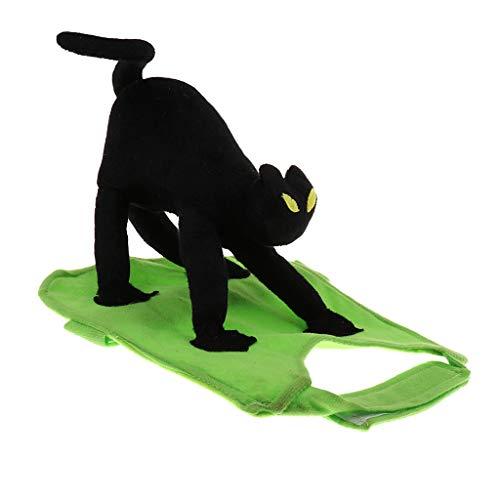SM SunniMix Hundekostüm für Halloween Fasching Party - L