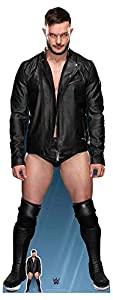 Star Cutouts SC1257 - Figura de WWE de cartón de vida oficial de 180 cm de alto, multicolor