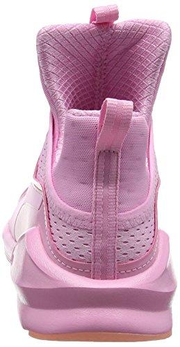 Puma Fierce Bright Mesh, Scarpe Sportive Indoor Donna Rosa (Prism Pink 03)