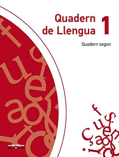 Quadern de llengua Comboi 1.2