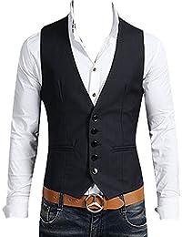 es vestir hombre de Chalecos Amazon para 58wxyXT