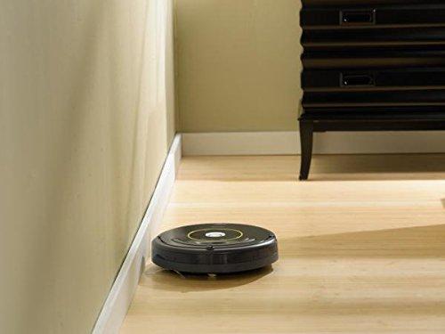 iRobot Roomba 650 Staubsaug-Roboter (Zeitplan einstellbar, 1 Virtuelle Wand) schwarz - 3
