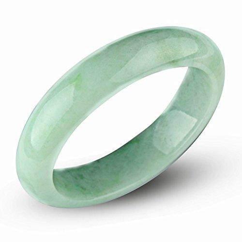 YC Schmuck Natürliche Jade Jade Schwimmende Eis Wasser Armband Alte Hängen Jade Jade Armband,Ein (Eis Schwimmende)