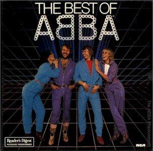 THE BEST OF ABBA (5 LP BOX SET) [VINYL]