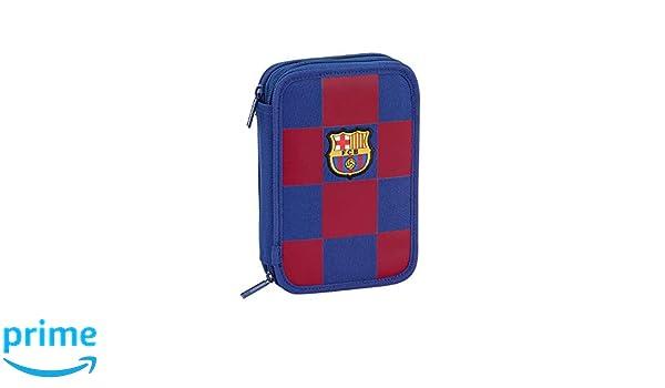 Federm/äppchen FC Barcelona 1 135 x 45 x 205 mm offiziell Team 19//20 34 n/ützliche Utensilien