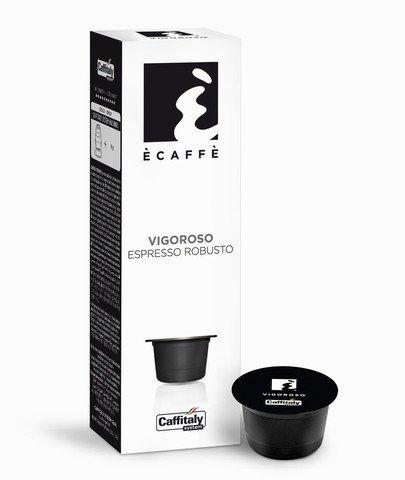 50 Capsule Caffè Vigoroso Caffitaly System 62