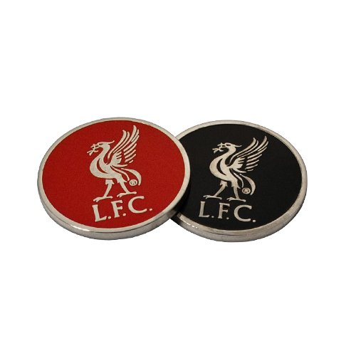Liverpool FC Official Golf - Metallic