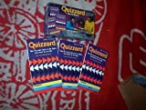 Quizzaed QUIZZARD GAME BOOKS: SET OF 3 Early Learning Edition [Paperback] [Jan 01, 1988] Random House Publications