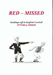 Red-missed: Sendings-off in English Football 1979/80 to 2000/01