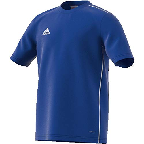 adidas Kinder CORE18 Y Jersey Bold Blue/White 7-8 Years