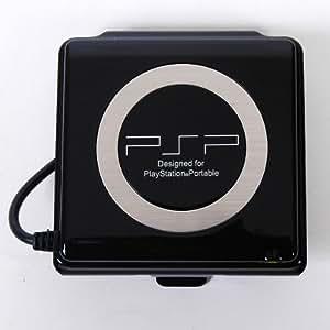 Batterie Chargeur 2400mAh pr PSP 2000/3000 Noir