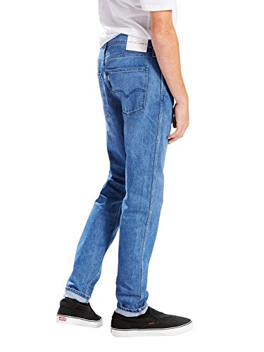 Levi's Herren Linie 8 Taper OT Blau Scrape Jeans, Blau Blau
