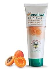 Himalaya Herbals Gentle Exfoliating Apricot Scrub, 50gm