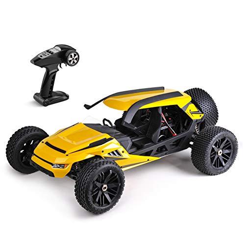 ZYD Rc Auto 1:6 Metall Hydraulik StoßDäMpfer Ferngesteuertes Auto 2,4G Drahtlose Fernbedienung Hochgeschwindigkeitsklettern Auto Crash Anti-Drop GeläNdewagen